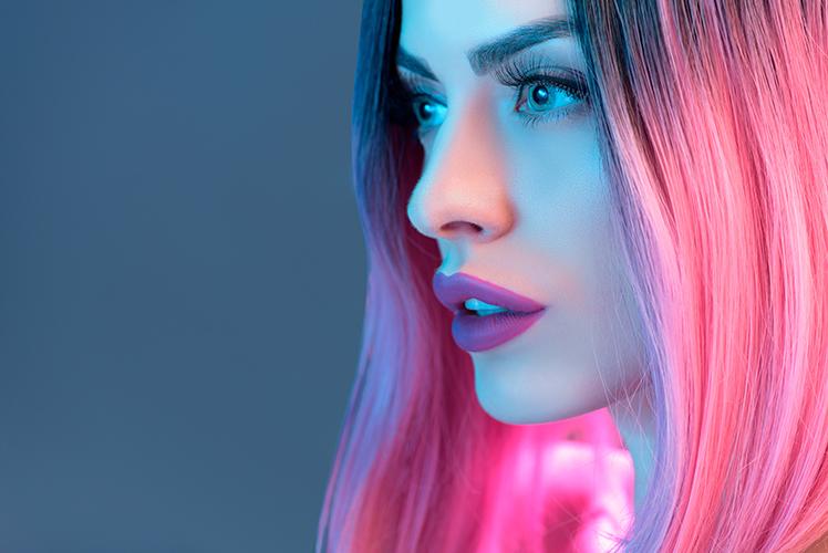 Beauty photoshoot - Lightfield Photo Studio